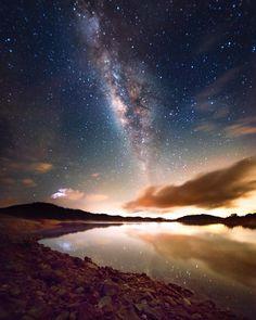 On instagram by camiloj_universe #astrophotography #contratahotel (o) http://ift.tt/1Txt7YX O S M I C  P A R A D I S E #milkyway #vialactea #fotografia #nightphotography #FotografiaNocturna #AstroPhotography #Nocturnas #space #nasa #colombia #nikon #universe #SectaViaLacteaCJ #longexpoelite #yourshot #ig_bliss #natgeospace #ig_astrophotography #photooftheday#guatape  @natgeo @nasa @nikonusa @natgeospace
