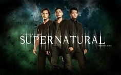 Sam and Dean Winchester and Castiel