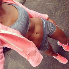 Workout, training, nike