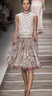 Модные тенденции летних платьев
