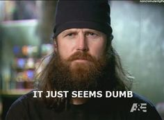 I have a reality TV crush on Jase Robertson. Jase Robertson, Robertson Family, Jep And Jessica, Duck Dynasty Family, Duck Calls, Duck Commander, Quack Quack, Best Shows Ever, Reality Tv