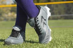 f825d55eeee Pitching toes- a game changer.  softballstrong Softball Cleats