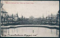 Orasul lui Bucur: Expozitia din 1906 Mecca, Pavilion, Paris Skyline, Travel, Prussia, Park, Voyage, Gazebo, Viajes