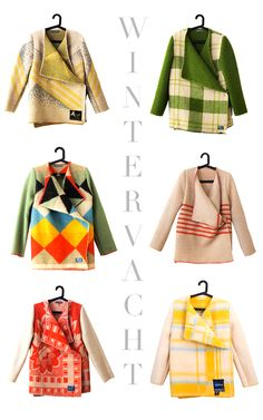 wintervacht blanket coats