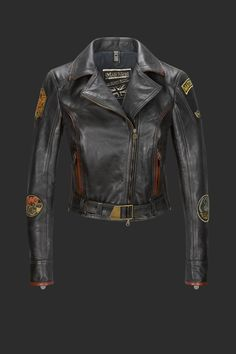 WILD ONE 115th CELEBRATION - leather - jackets - Woman | Matchless London