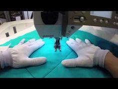 Retales o patchwork, como hacer una colcha, cojines o mantas - YouTube