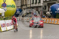 Each year in Poland is a bicycle race Tour de Pologne. The end of this race is always in Krakow, meta on the main market. Today is ended the…