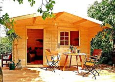 Allwood Escape | 113 SQF Cabin Kit  #ad #tinyhouse #tinycabin #cabinplans
