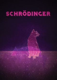 Valentine Day Sale Schrodinger's Cat Science by PrintableRandoms