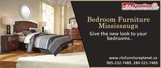 Bedroom Furniture Mississauga Design your bedrooms with our furniture in Mississauga. For more details call at: 905-232-7489, 289-521-7489. #furniture #bedroomfurniture #furnituremississauga