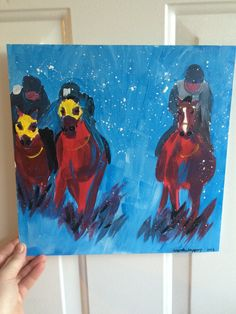 momentum by vazzypaints on Etsy