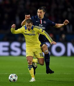 #UCL| The #Mourinho team brings home an important draw ahead of the return in #Ivanovic goal. #PSGChelsea