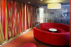 Modern Office Lobby Design