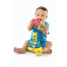 Fisher-Price Brilliant Basics Little Super Star Classical Stacker --- http://www.amazon.com/Fisher-Price-Brilliant-Basics-Classical-Stacker/dp/B0001AEZTG/?tag=mydietpost-20