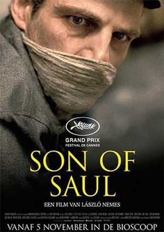 Als voorbeeld de film Son of Saul, die dan nog niet uit zou zijn.