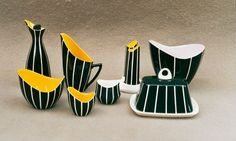 John Clappison's Elegance range for Hornsea Pottery. Photograph: Antique Collectors' Club