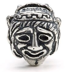 Comedy & Tragedy Masks - Handmade in Greece. Sterling Silver 925 - Melina World Jewelry 5002 Melina World Jewellery http://smile.amazon.com/dp/B006A80OXO/ref=cm_sw_r_pi_dp_KcTOwb0NJ3DVV