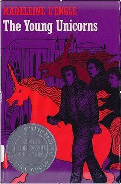 Read-at-Home Mom: Book Review: The Young Unicorns by Madeleine L'Engle (1968)