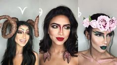 This Makeup Artist Creates Astrology-Inspired Looks For Every Sign & It's Beyond Mystical