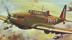 Fairey Battle – The slaughter of the RAF's Advanced Air Striking force, May 1940 Aircraft Painting, Ww2 Planes, Military Gear, Ww2 Aircraft, Aviation Art, Box Art, World War Two, Illustrations Posters, Wwii