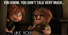 Do You Actually Know Which Pixar Characters Said These Lines? Up Pixar, Disney Pixar Up, Disney Movies, Carl Fredricksen, Children Of Men, Movie Club, Pixar Characters, Disney Kitchen, Walt Disney Pictures