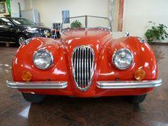 1952 Jaguar XK120 on CarLister.co