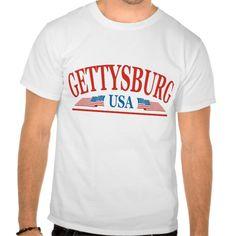 Gettysburg T Shirt, Hoodie Sweatshirt