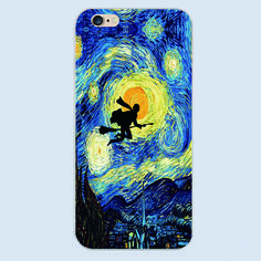New STARRY NIGHT HARRY POTTER design clean cover cases For Apple iphone 4 4s 5 5c 5s 6 6s plus hard shell #clothing,#shoes,#jewelry,#women,#men,#hats,#watches,#belts,#fashion,#style