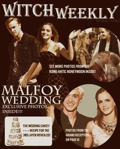 Malfoy Wedding