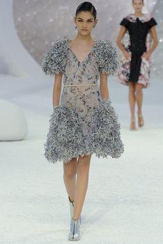 Chanel Spring 2012 RTW Cigaline Dress