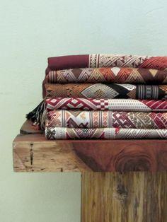 Lao handwoven textiles