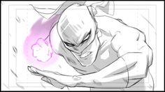 Marvel Animation storyboard artist Justin Copeland explains the necessary steps to creating a professional storyboard portfolio.