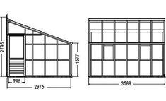 The Grand Portico – Gabriel Ash Lean To Greenhouse Kits, Backyard Greenhouse, Greenhouse Plans, Red Cedar Wood, Western Red Cedar, Cedar Cladding, High Walls, How To Grow Taller, Exotic Plants