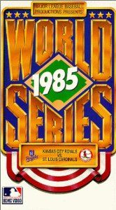 1985 World Series - Kansas City Royals vs St Louis ...