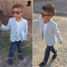 This is cutest boy outfit