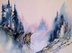 (100) Akvarellmaler Hanna Jakobsen