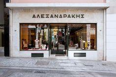 Alexandrakis, classic Athenian old world fashion store, Athens centre. (photo via LIFO) Mme Bovary, Old World, Greece, Classic, Centre, Destinations, Icons, Memories, City