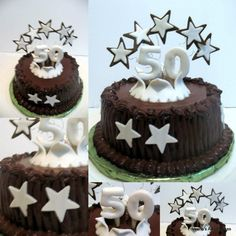 Diabetic Chocolate Cake with Chocolate Frosting - Veena's Art of Cakes