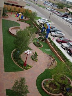 Ryan Palmer Foundation Healing Garden at The Childrens Hospital