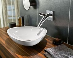 Axor Starck Organic 2-Handle Wall-Mounted Faucet from Hansgrohe  http://www.hansgrohe-usa.com/articledetail-axor-starck-organic-axor-starck-organic-2-handle-wall-mounted-faucet-trim-12015001.html?fsid=fffffff9x000074410000003300006CD1&pageid=e8fa0bba-888e-4d34-89f1-3a52f7812d4c&q=