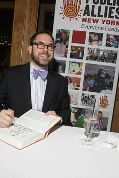 Everyone Leads Book launch at City Winery in New York City