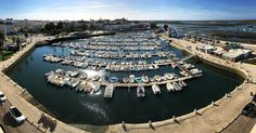 #Panorama of #Faro #Marina taken from #HotelEva. #IgersFaro #Algarve #IgersAlgarve #Portugal #IgersPortugal #boats #yacht #maritime #travel #tourism #tourist #leisure #life