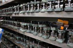 Titanium forging tools