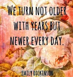 Emily Dickinson, New Opportunities, New Day, Snack Recipes, Quotes, Brand New Day, Snack Mix Recipes, Quotations, Appetizer Recipes