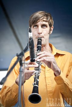 Ben Schenck of the Panorama Jazz Band! ©2012- Zack Smith Photography.