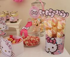 Hello Kitty Birthday Party Ideas | Photo 6 of 15