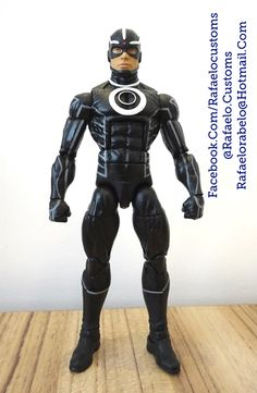 Havok (Uncanny Avengers costume)  #RafaeloCustoms