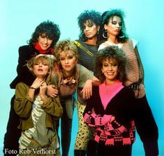 Dolly Dots 80s Hits, Top 40 Hits, 80s Outfit, 80s Music, Girl Bands, Girl Power, Fans, Popular, Celebrities