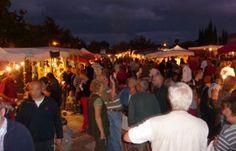 Marché nocturne a LIT-ET-MIXE - 21/07/2016 - Tourisme Landes (40)