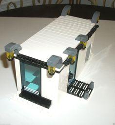 LEGO MOC Police Station Headquarters for Train Set Prop Tiles Modular Building 5702014780347   eBay